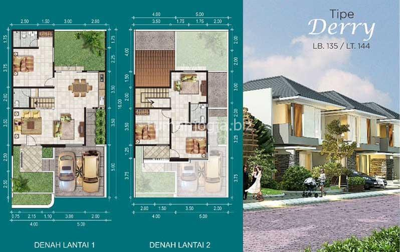 Type-Derry-Green-Hills-Residence-Jogja