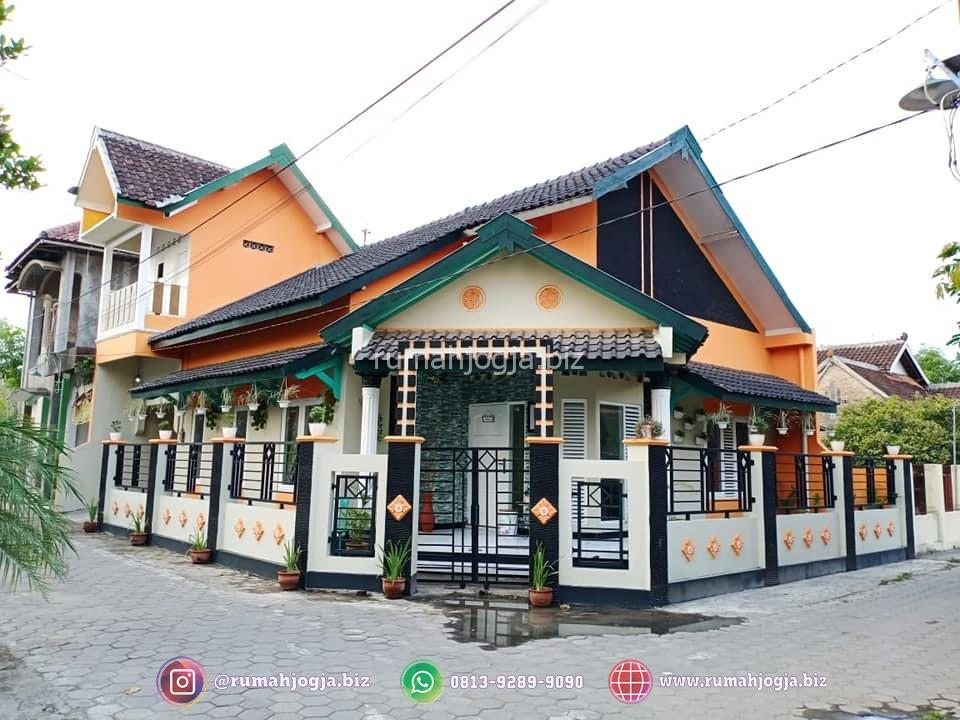 Rumah Cantik Full Furnish di Banguntapan